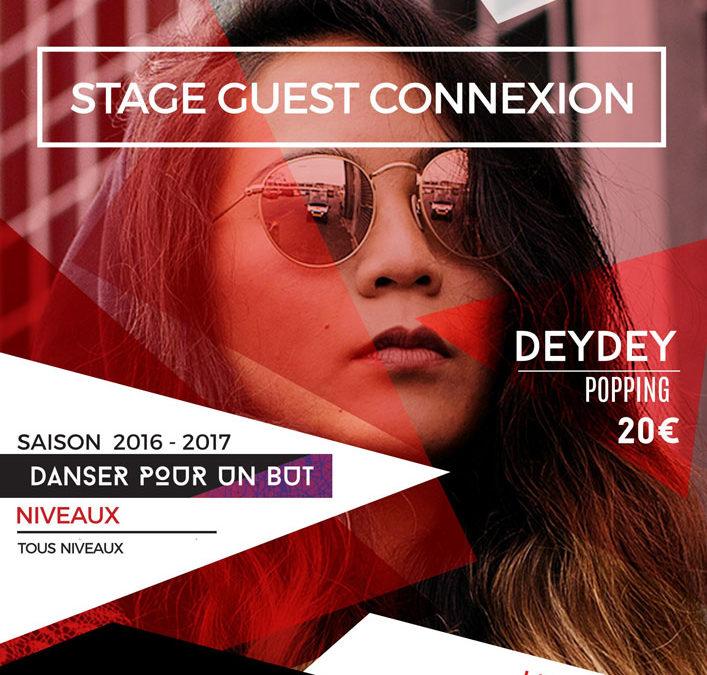 Guest Connexion avec DeyDey