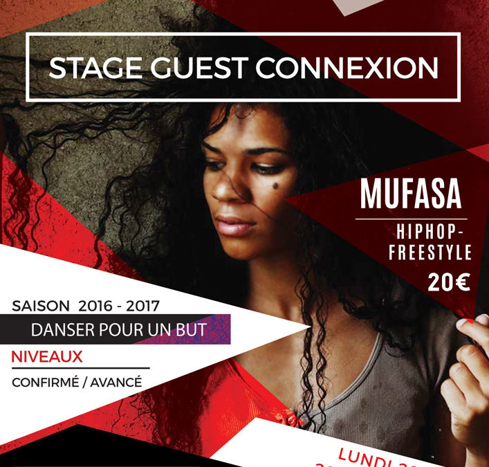 Guest Connexion avec Mufasa